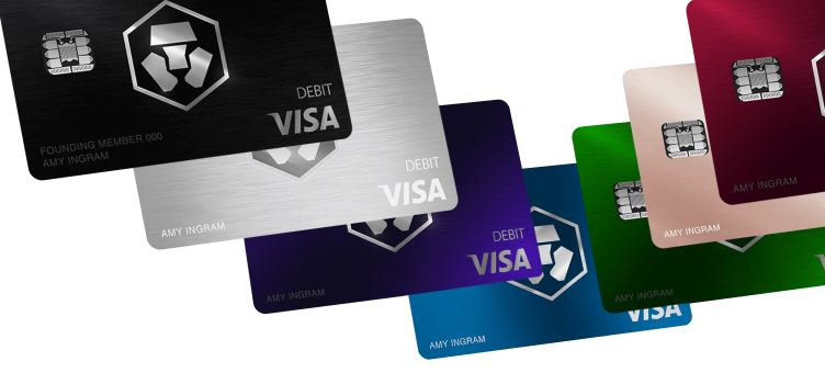Crypto Kredietkaarten