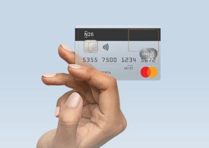 N26 Kredietkaart