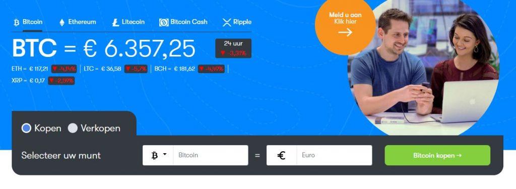 BTCDirect Bancontact Bitcoin Kopen